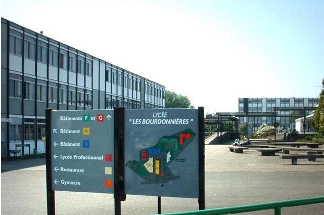 Lycée Polyvalent Les Bourdonnières Nantes